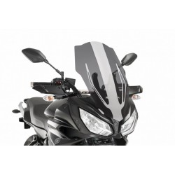 Puig dark Smoke Touring Screen Yamaha FJ-07 MT-07 Tracer