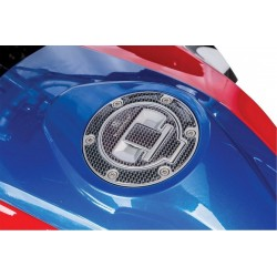 Wunderlich Carbon Tank Cap Sticker BMW R1200RT
