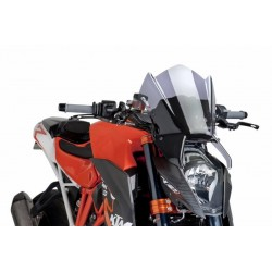 Puig Light Smoke windscreen KTM 1290 Superduke