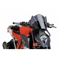 Puig Dark Smoke windscreen KTM 1290 Superduke