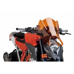 Puig Orange windscreen KTM 1290 Superduke