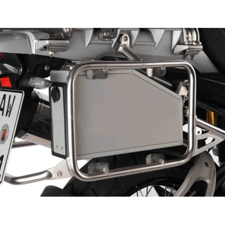 Wunderlich additional storage box BMW R1200GS Adventure 04-12