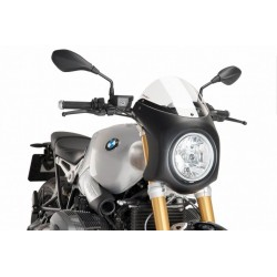 Puig Clear Retro Headlight Fairing BMW NineT