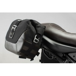 SW-Motech Legend Gear Side Bags Set Suzuki SV 650