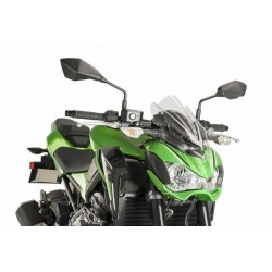 Puig Clear Sport Screen Kawasaki Z900