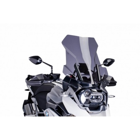 Puig Dark Smoke Touring Windscreen BMW R1200GS LC