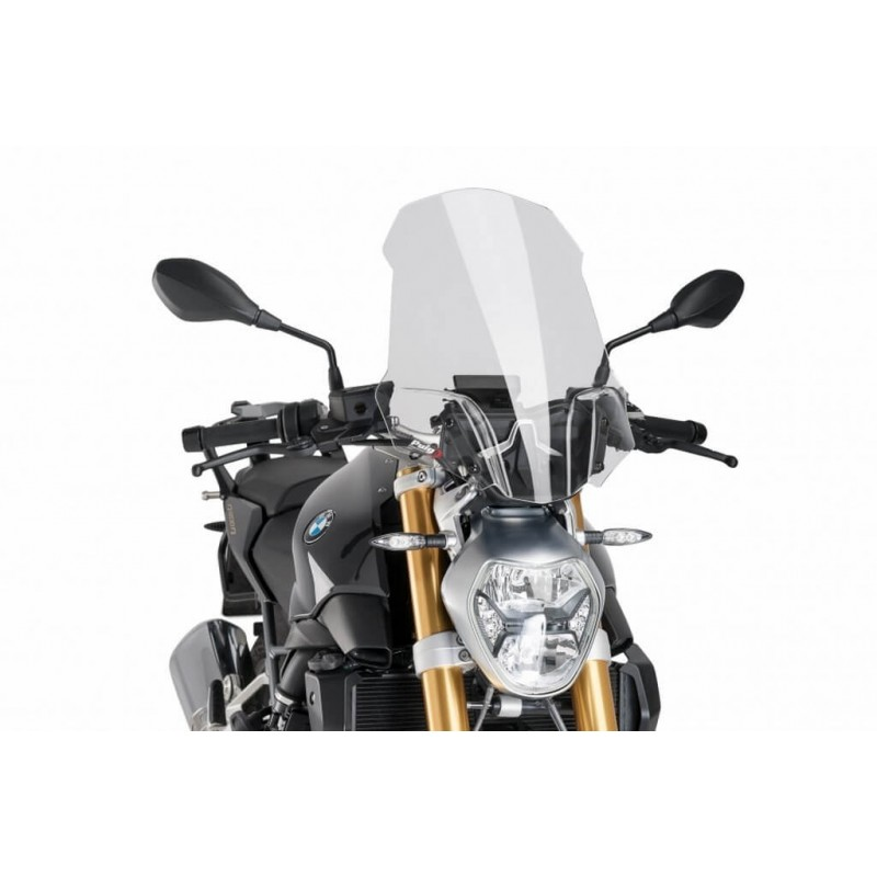 Puig Clear Touring windscreen BMW R1200R LC