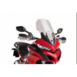 Puig Clear Touring windscreen Ducati 1200 Multistrada DVT 15-16