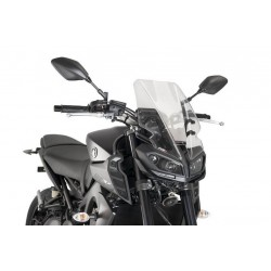 Puig Clear Touring Screen Yamaha MT-09 FZ-09 2017
