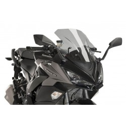 Puig Light Smoke Sport Screen Kawasaki Ninja 1000 2017
