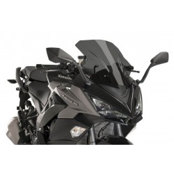 Puig Dark Smoke Sport Screen Kawasaki Ninja 1000 2017