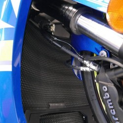 Evotech Water Radiator Guard Suzuki GSXR 1000 R 2017