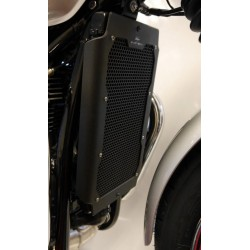 Evotech radiator guard Triumph Street Twin
