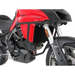 Hepco Becker Black Tank Bars Ducati Multistrada 950