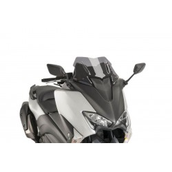 Puig Light Smoke Sport Screen Yamaha Tmax 530 SX DX 2017