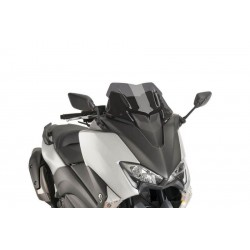 Puig Dark Smoke Sport Screen Yamaha Tmax 530 SX DX 2017