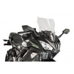Puig Clear Sport Screen Kawasaki Ninja 650