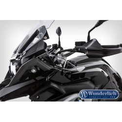 Wunderlich Clear wind flaps deflectors BMW R1200GS 2017