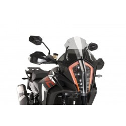 Puig Short Screen Light Smoke KTM 1290 Super Adventure R S