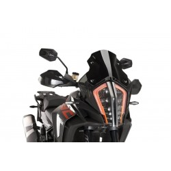Puig Short Screen Black KTM 1290 Super Adventure R S