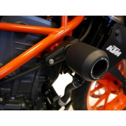 Evotech Performance Frame Sliders KTM Duke 390
