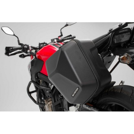 SW-Motech Urban ABS Side Cases Set Honda CB650F