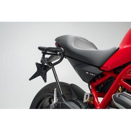 SW-Motech Urban ABS Side Cases Set Ducati Monster 797