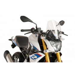 Puig Clear Sport Screen BMW G310 R