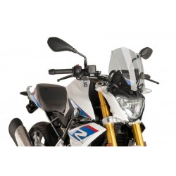 Puig Light Smoke Sport Screen BMW G310 R