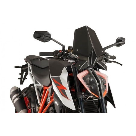 Puig Black Screen KTM 1290 Superduke R 17-