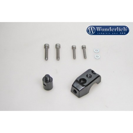 Wunderlich Mirror Clamps BMW R1200RT LC