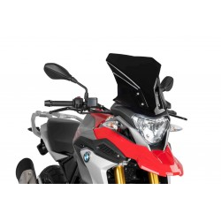 Puig Black Touring Screen BMW G310GS