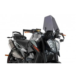 Puig Dark Smoke Windscreen KTM 790 Duke