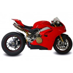 Austin Racing RS22 Exhaust System Ducati Panigale V4