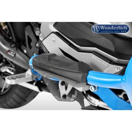 Wunderlich Crash Bars Sliders Set