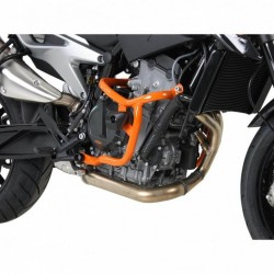 Hepco Becker Orange Crash Bars KTM 790 Duke