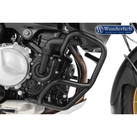 Wunderlich Black Engine Crash Bars BMW F750GS F850GS