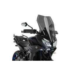 Puig Dark Smoke Touring Screen Yamaha Tracer 900 18-