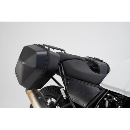 SW-Motech Urban ABS Side Cases Set Royal Enfield Himalayan