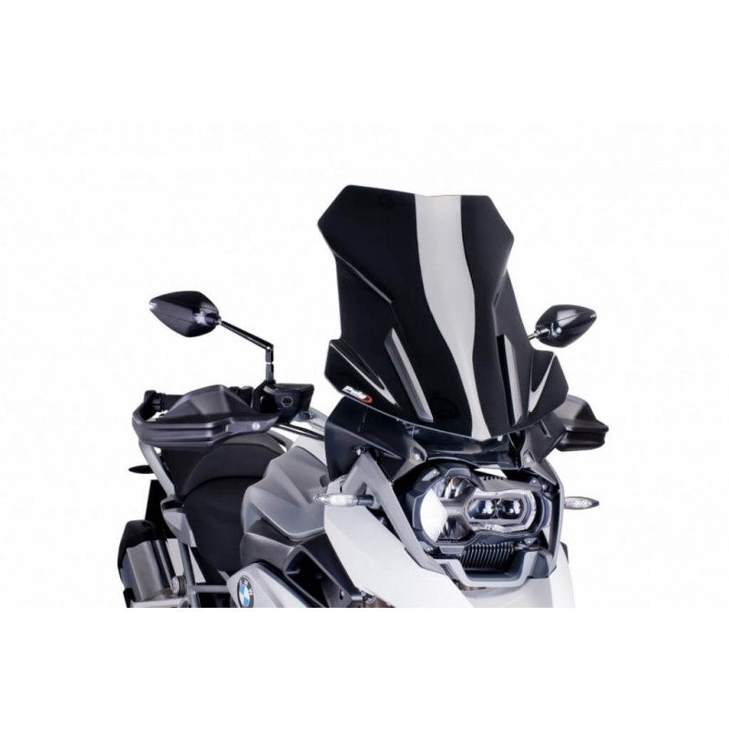 Puig Black Touring Windscreen BMW R1200GS LC