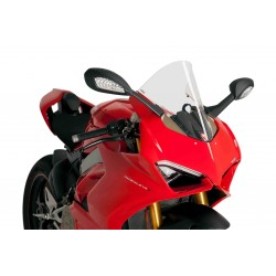 Puig Clear Racing Screen Ducati Panigale V4