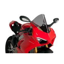 Puig Dark Smoke Racing Screen Ducati Panigale V4