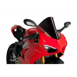 Puig Black Racing Screen Ducati Panigale V4