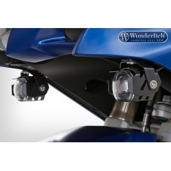 Wunderlich micro flooter LED additional fog lights BMW R1250RT