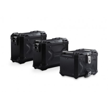SW-Motech Trax ADV Black Side Cases BMW F750GS F850GS