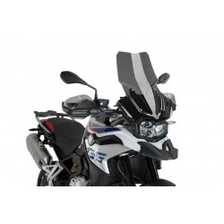 Puig Dark Smoke Touring Windscreen BMW F850GS