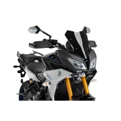 Puig Black Sport Screen Yamaha Tracer 900 18-
