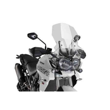 Puig Clear Touring windscreen Triumph 800 Tiger 2018-