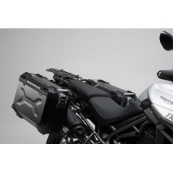 SW-Motech Trax Adventure Sidecases Set Triumph 800 Tiger 18-