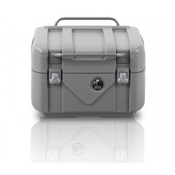 Hepco & Becker GOBI Silver Top Case 42L